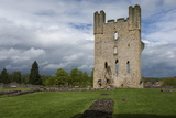 East Tower of the 12th Century Medieval Castle Photographic Print by James Emmerson