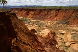 In the Red Tsingy Area, Close to Diego Suarez Bay, Northern Madagascar, Africa Photographic Print by Olivier Goujon