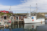 The Prime Berth Fishing Heritage Center in Twillingate, Newfoundland, Canada, North America Photographic Print by Michael Nolan
