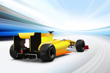 Formula One Car Photographic Print by  ssuaphoto