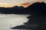 Landscape, San Pedro, Lago Atitlan, Guatemala, Central America Photographic Print by Colin Brynn