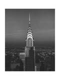 Chrysler Bulding, New York City 3 Photographic Print by Henri Silberman