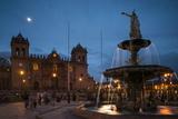 La Catedral, Plaza De Armas, Cusco (Cuzco), Peru, South America Photographic Print by Ben Pipe