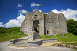 Oystermouth Castle, Mumbles, Gower, Wales, United Kingdom, Europe Photographic Print by Billy Stock