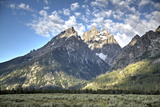 Teton Range, Grand Teton National Park, Wyoming, United States of America, North America Photographic Print by Richard Maschmeyer