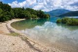 Lac De Sainte-Croix, Gorges Du Verdon, France, Europe Photographic Print by Peter Groenendijk
