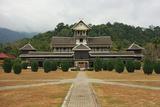 Istana Lama (Old Palace), Sri Menanti, Malaysia, Southeast Asia, Asia Photographic Print by Jochen Schlenker