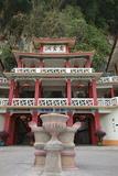 Perak Tong Cave Temple, Kinta Valley, Ipoh, Perak, Malaysia, Southeast Asia, Asia Photographic Print by Jochen Schlenker