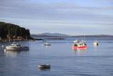 Barche da pesca Stampa fotografica di Wendy Connett