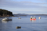 Barcos pesqueros Lámina fotográfica por Wendy Connett