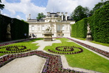 Palace of Linderhof, Royal Villa of King Ludwig the Second, Bavaria, Germany, Europe Photographic Print by Robert Harding