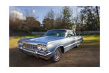 Chevrolet Impala Photographic Print by Henri Silberman