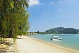 Teluk Dalam, Pulau Pangkor (Pangkor Island), Perak, Malaysia, Southeast Asia, Asia Photographic Print by Jochen Schlenker