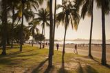 People, Flamengo Beach, Rio De Janeiro, Brazil, South America Photographic Print by Ian Trower