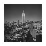 Empire State Building, New York City 2 Photographic Print by Henri Silberman