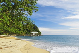 Turtle Bay, Pulau Pangkor (Pangkor Island), Perak, Malaysia, Southeast Asia, Asia Photographic Print by Jochen Schlenker