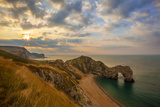 Durdle Door, Lulworth Cove, Jurassic Coastdorset, England Photographic Print by Billy Stock
