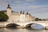 The Conciergerie Photographic Print by Julian Elliott