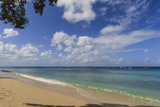 Beach, West Coast, Barbados, West Indies, Caribbean, Central America Photographic Print by Eleanor Scriven