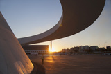 National Museum, Brasilia, Federal District, Brazil, South America Photographic Print by Ian Trower
