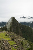 Machu Picchu, UNESCO World Heritage Site, the Sacred Valley, Peru, South America Fotografisk tryk af Ben Pipe