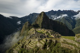 Machu Picchu, UNESCO World Heritage Site, the Sacred Valley, Peru, South America Photographic Print by Ben Pipe