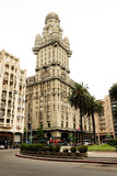 Salvo Palace Building, Art Deco, Montevideo, Uruguay, South America Photographic Print by Pablo Cersosimo