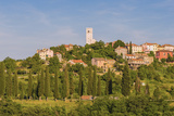 Oprtalj, Istria, Croatia, Europe Photographic Print by Karl Thomas