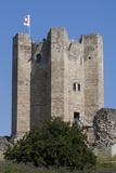Conisbrough Castle, South Yorkshire, Yorkshire, England, United Kingdom, Europe Photographic Print by Rolf Richardson