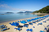Early Morning Beach, Lerici, Liguria, Italy, Europe Photographic Print by Peter Groenendijk