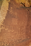 Petroglyphs, Vermilion Cliffs National Monument, Arizona, United States of America, North America Photographic Print by James Hager
