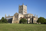 Tewkesbury Abbey, Tewkesbury, Gloucestershire, England, United Kingdom, Europe Photographic Print by Stuart Black