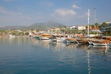 Harbour and Boats Marmaris, Anatolia, Turkey, Asia Minor, Eurasia Photographic Print by Frank Fell