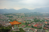 View of Ipoh and Kinta Valley, Ipoh, Perak, Malaysia, Southeast Asia, Asia Photographic Print by Jochen Schlenker