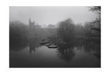Central Park, Belvedere Castle, New York City 1 Photographic Print by Henri Silberman