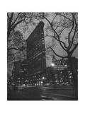 Flatiron Building, New York City Photographic Print by Henri Silberman
