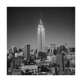 Empire State Building, New York City Photographic Print by Henri Silberman