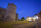 Windosr Castle at Dusk, Windsor, Berkshire, England, United Kingdom, Europe Photographic Print by Charlie Harding