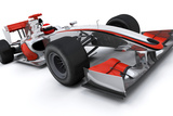 Formula One Car Photographic Print by  kjpargeter