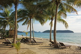 Pantai Cenang Beach, Pulau Langkawi (Langkawi Island), Malaysia, Southeast Asia, Asia Photographic Print by Jochen Schlenker
