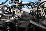 Formula One Car Engine Detail Photographic Print by  holbox