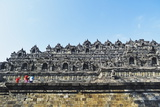 Borobodur, Kedu Plain, Java, Indonesia, Asia Photographic Print by Jochen Schlenker