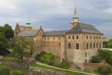 Akershus Castle and Fortress on a Summer's Evening, Oslo, Norway, Scandinavia, Europe Photographic Print by Eleanor Scriven