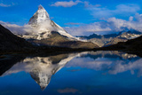 The Matterhorn (Monte Cervino) (Mont Cervin) Photographic Print by Karl Thomas