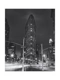 Flatiron Building, New York City at Night 2 Photographic Print by Henri Silberman