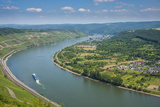 Boppard, Rhine Valley, UNESCO World Heritage Site, Rhineland-Palatinate, Germany, Europe Photographic Print by Michael Runkel