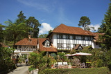 The Smokehouse Hotel and Restaurant, Cameron Highlands, Pahang, Malaysia, Southeast Asia, Asia Photographic Print by Jochen Schlenker