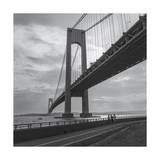 Verrazano Bridge, New York City Afernoon Photographic Print by Henri Silberman