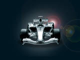 Formula One Car Photographic Print by  Akhilesh