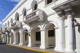 Palacio De Borgella, Colonial Zonesanto Domingo, Dominican Republic, West Indies, Caribbeanê Photographic Print by Jane Sweeney
